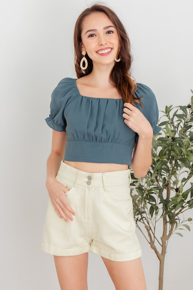 Kayann Top Emerald