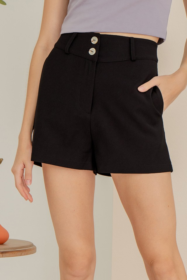 Callen Shorts Black