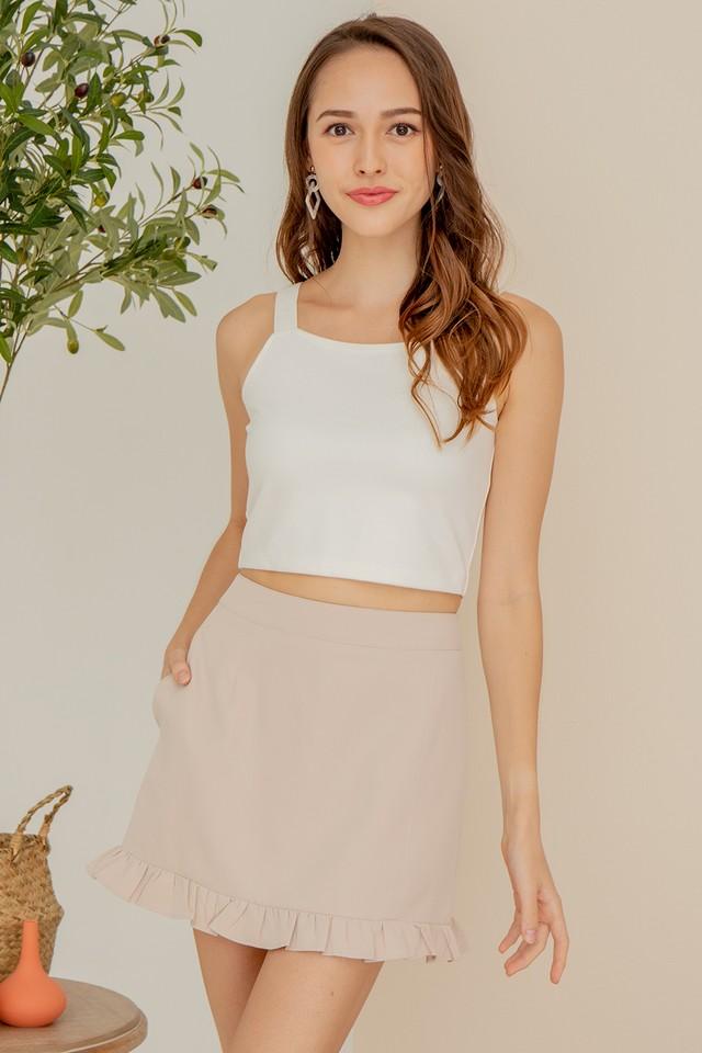 Erina Top White