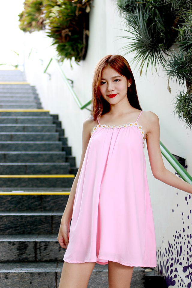 SSD Summer Frock (Pink)