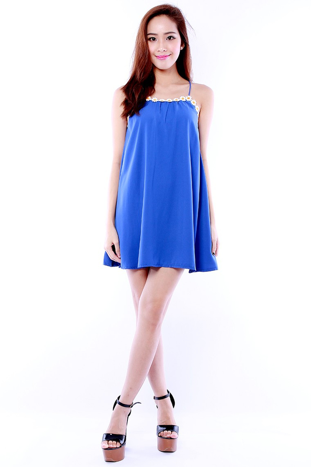 SSD Summer Frock (Blue)