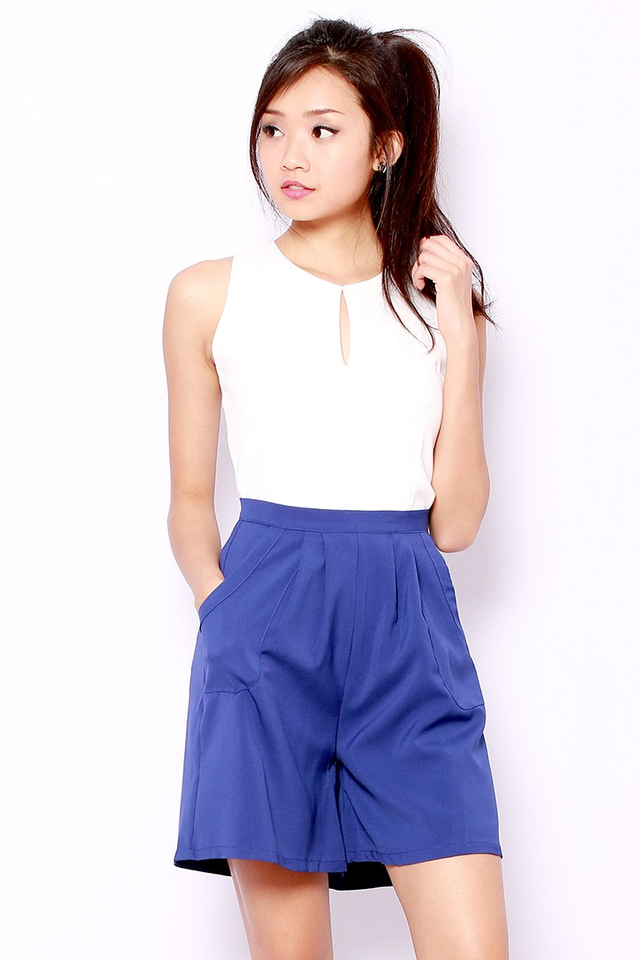SSD Janet Culottes (Blue)
