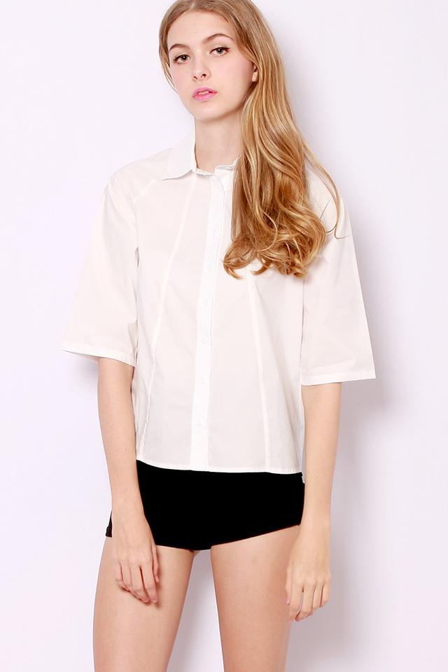 SSD Jen Shirt White