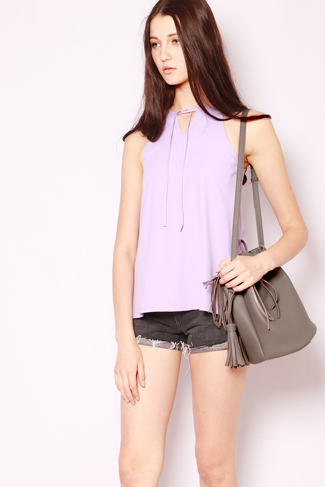 SSD Hasna Top Lavender