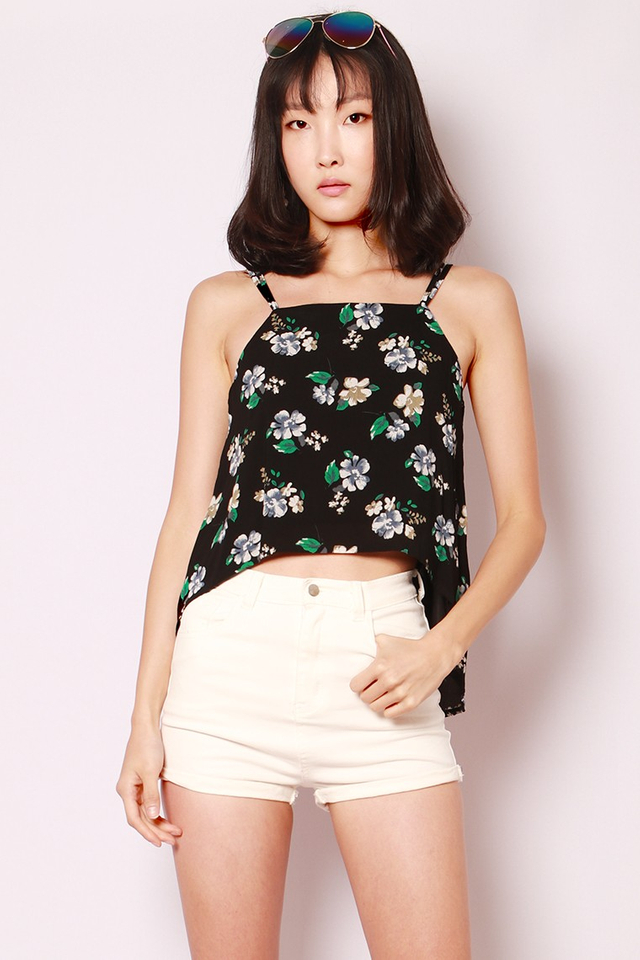 SSD Nora Top Floral