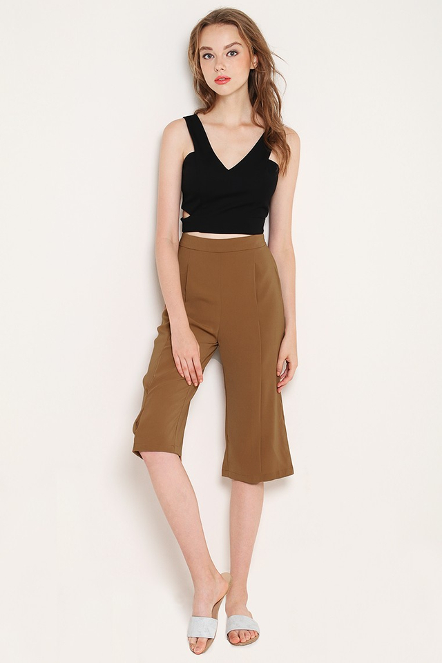 Lithel Culottes Toffee