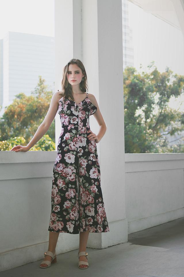 Karlie Jumpsuit Floral