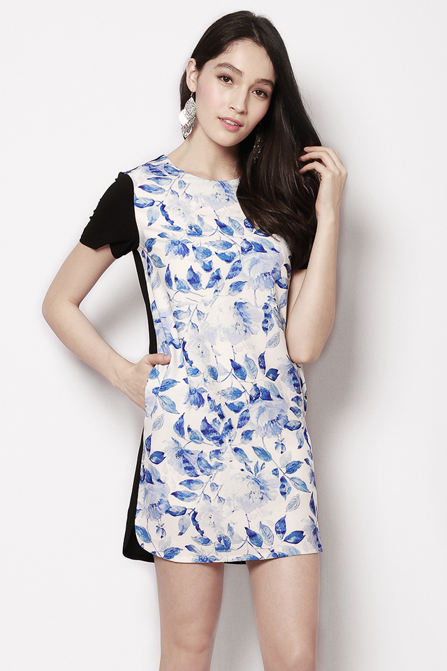 SSD Tille Shift Dress Floral