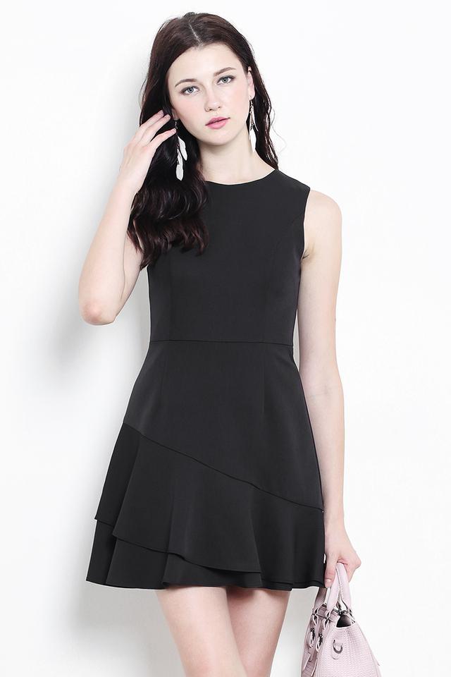 Odalys Dress Black