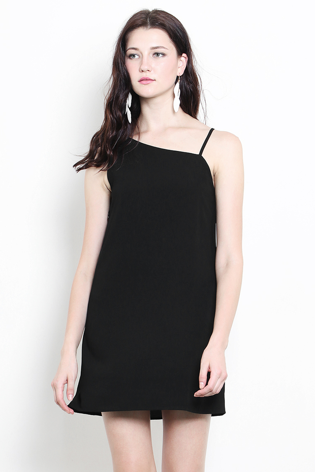 Lynsey Dress Black