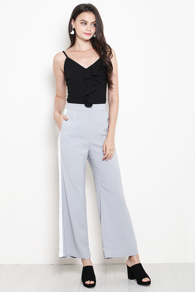 Anniston Culottes Grey