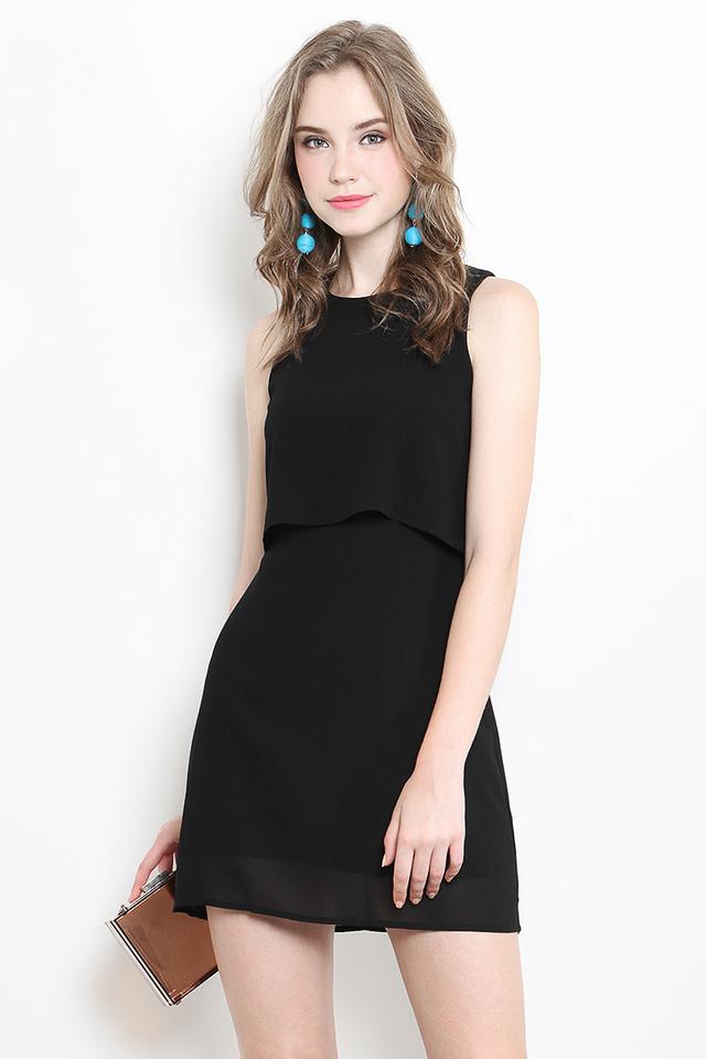 Keretha Dress Black