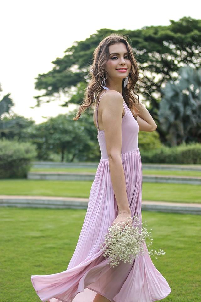 Whitney Dress Pink