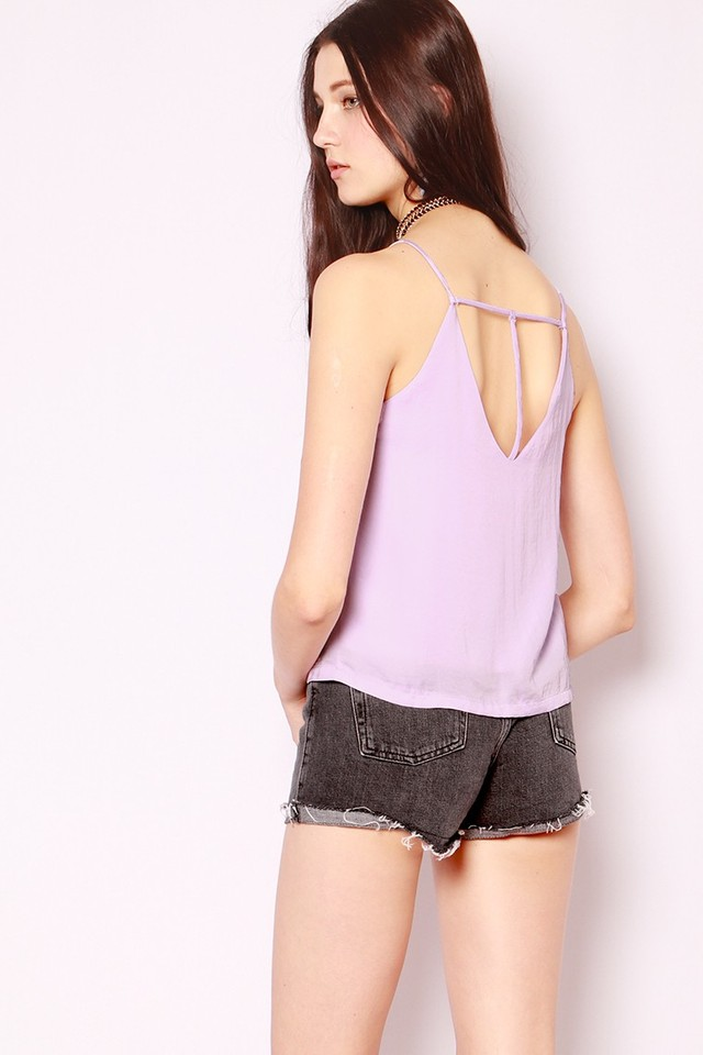 SSD Hannalee Top Lilac