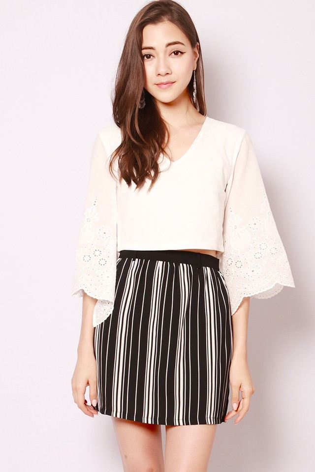 SSD Emerson Skirt Black