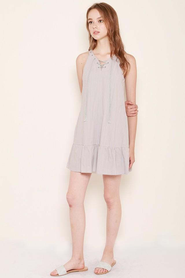 SSD Nicoletta Dress Grey