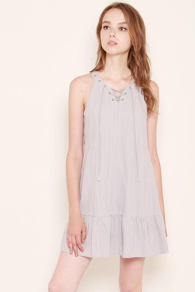 SSD Nicoletta Dress Grey