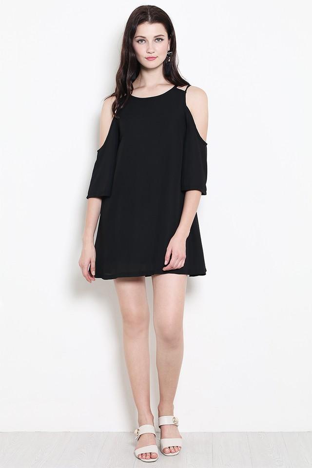 Brina Dress Black