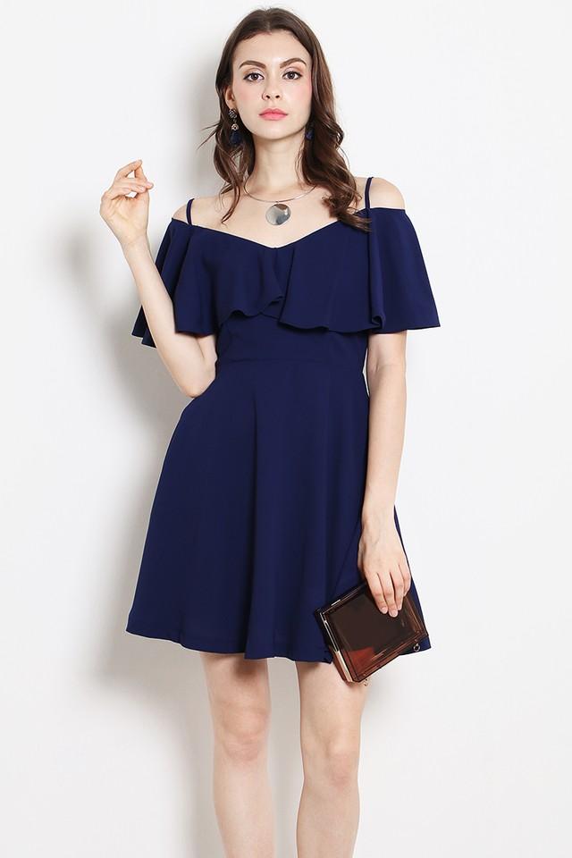 Kaylin Dress Navy