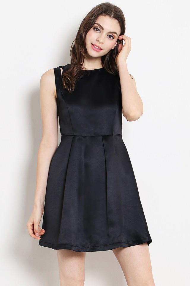 Vida Dress Black
