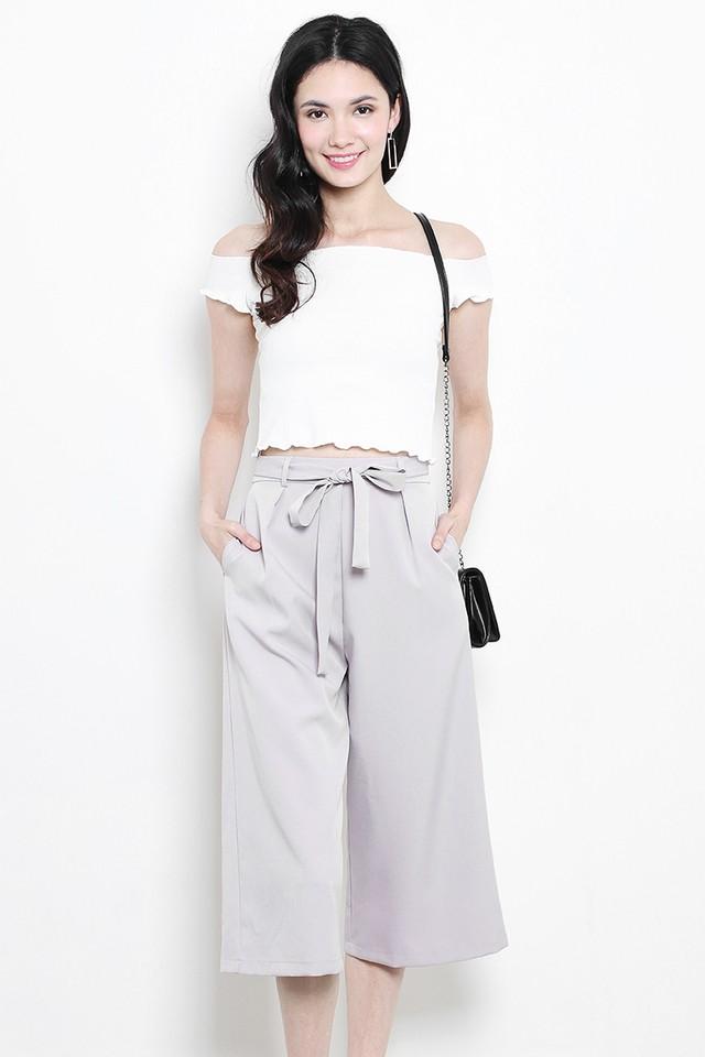 Elody Culottes Grey