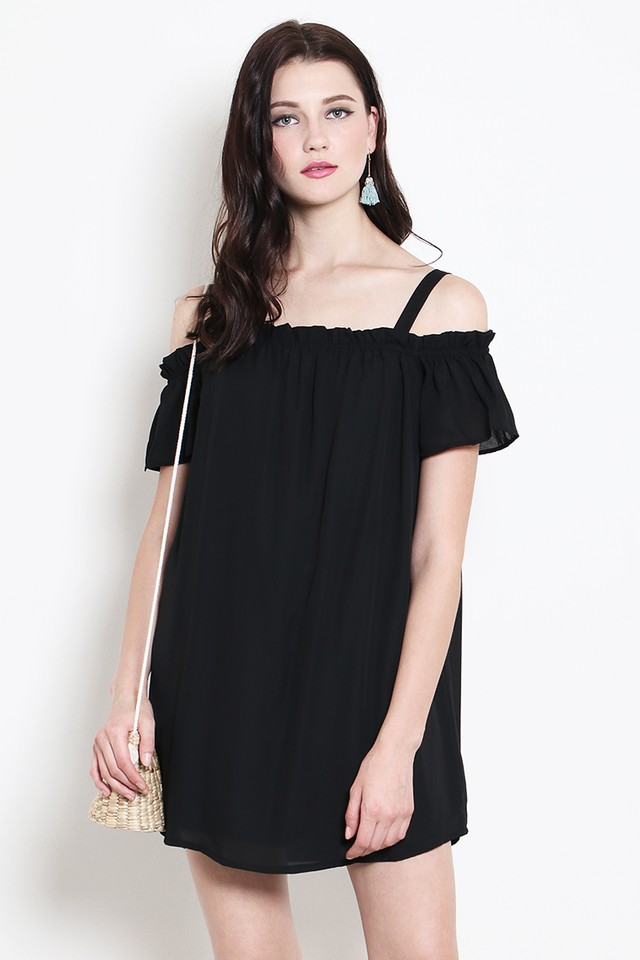 Ruth Dress Black